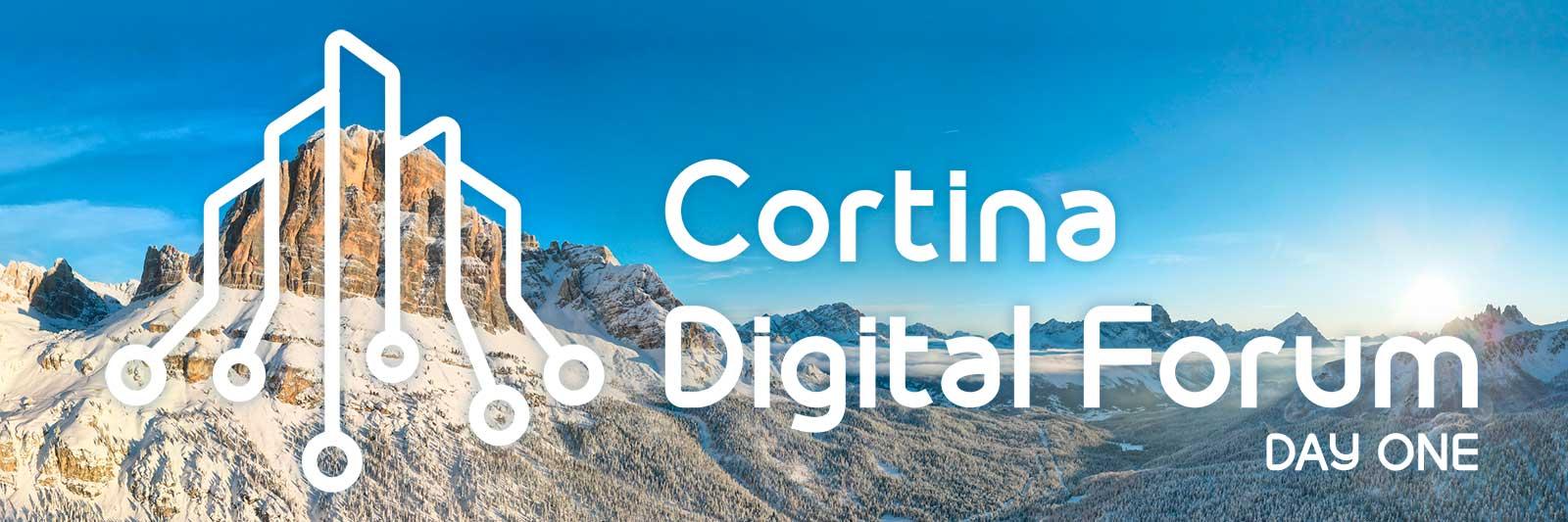 Cortina Digital Forum 2021 - day one